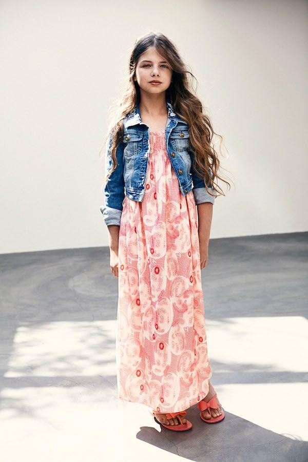 Supertrash girls SS14, los nuevos conjuntos para niñas este verano http://www.minimoda.es