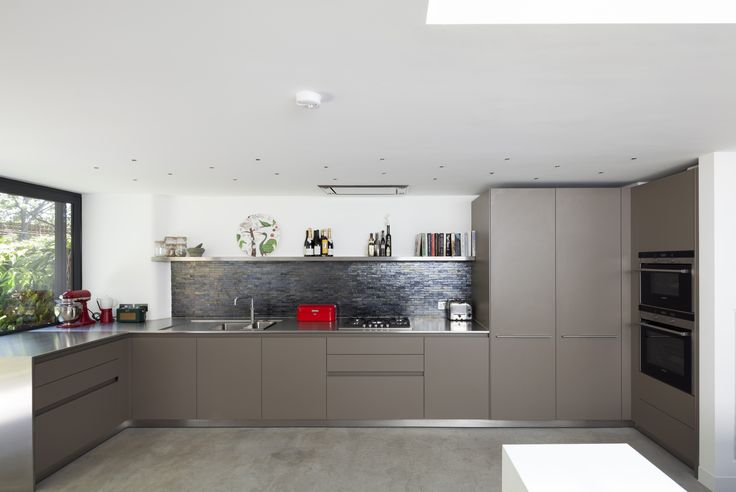 Modern Contemporary Residential Architecture Design London E1 Kitchen