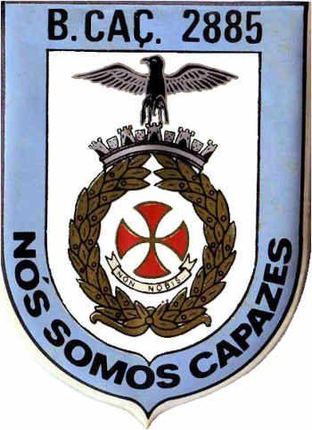 Batalhão de Caçadores 2885 Guiné