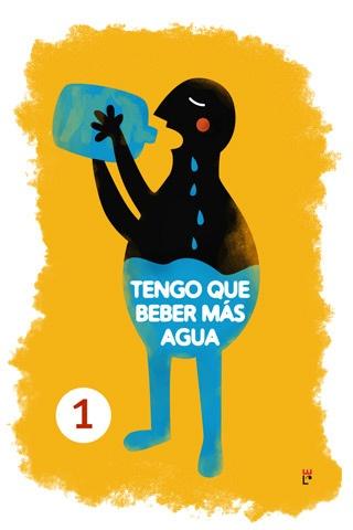 """Recomendaciones para el verano:  1.- """"Tengo que beber más agua"""" By Elena Losada"""
