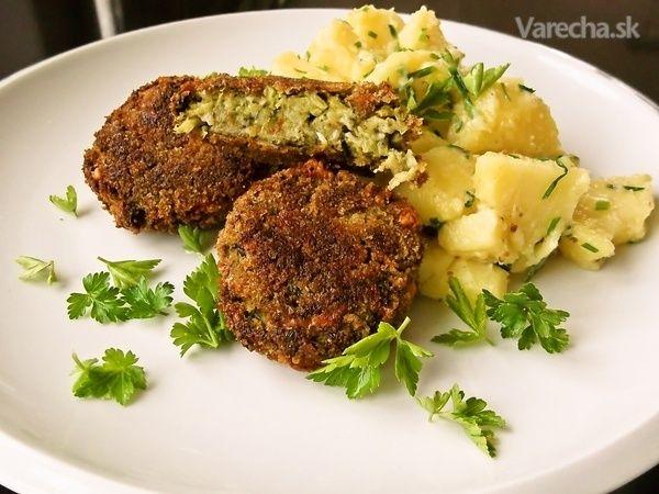 Brokolicové fašírky pečené v rúre (fotorecept) - Recept