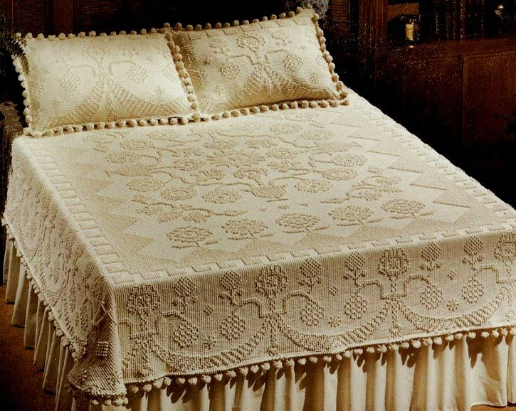 Pin By Vintage Chenille Bedspreads On George And Martha