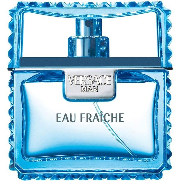 VERSACE COLLECTION Eau Fraiche Pour Homme 50ml ($59) ❤ liked on Polyvore featuring beauty products, fragrance, versace perfume, versace fragrance and versace