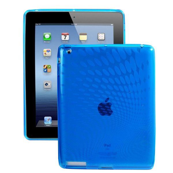 Electron Wave Ver. II (Blå) iPad 3 Deksel