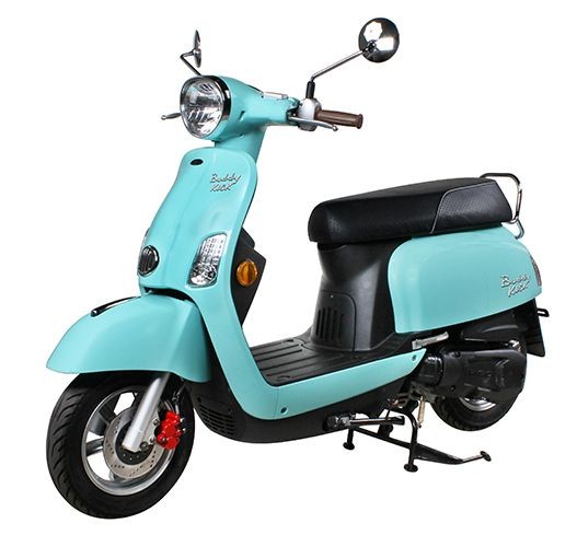 Buddy Kick 125cc Scooter  | Genuine Scooters