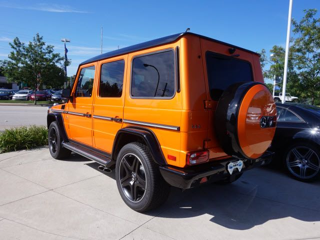 2015 Mercedes-Benz G-Class for sale in Akron, Ohio >> 124500390 | GetAuto.com