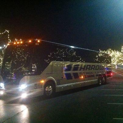 Tour Bus Rental Omaha