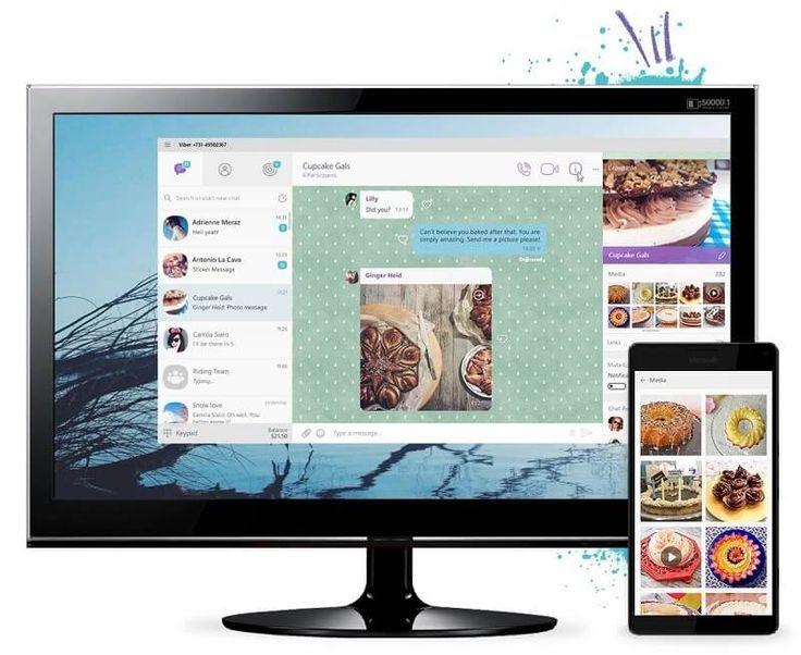 سارع في تحميل برنامج فايبر Viber لأجهزة الكمبيوتر المكتبية وتواصل مع أصدقائك مجاناً بدون أي تكلفة.