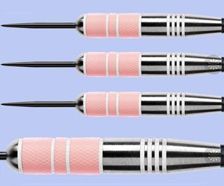 #54201 Darts Steel Tip 42g Ladies 85% W 1 Set