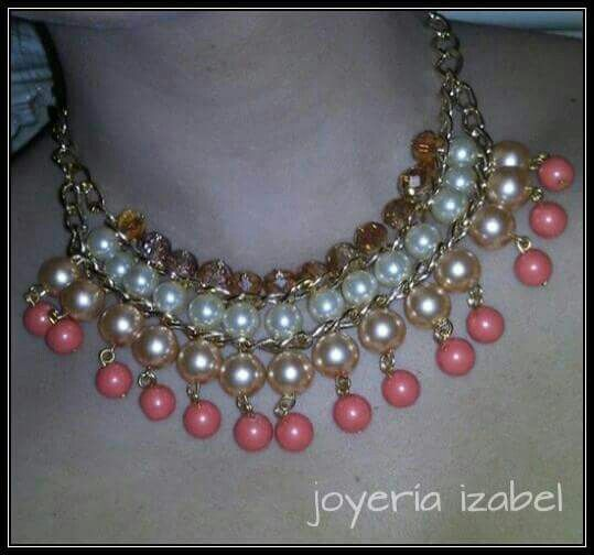 mayi jewelry 17 best images about collares piedras de cristal on 9580