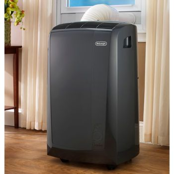 costco de 39 longhi pinguino 11 000 btu 3 in 1 portable room air conditioner dehumidifier. Black Bedroom Furniture Sets. Home Design Ideas