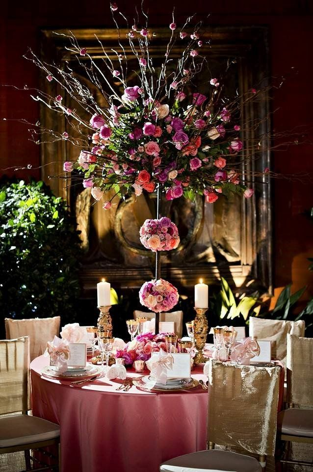 203 best high centerpieces images on pinterest marriage wedding and wedding decorations. Black Bedroom Furniture Sets. Home Design Ideas