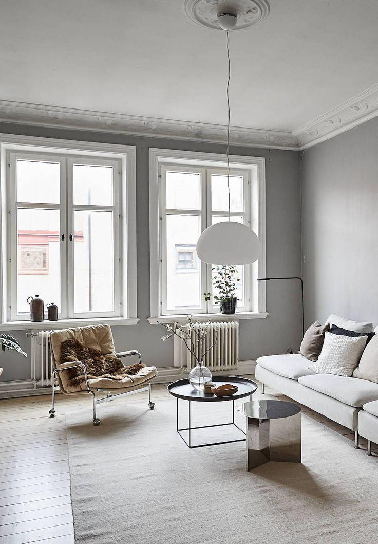 933 besten wohnzimmer skandinavisch bilder auf pinterest for Blog wohnen skandinavisch