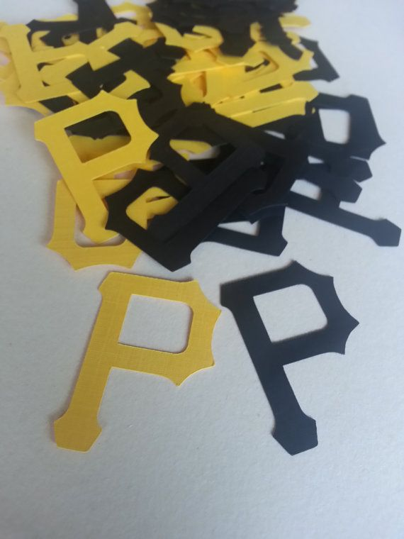 Hey, I found this really awesome Etsy listing at https://www.etsy.com/listing/236656727/pittsburgh-pirates-jumbo-table-confetti