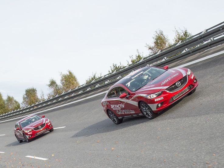 Mazda haalt even 20 wereldrecords binnen