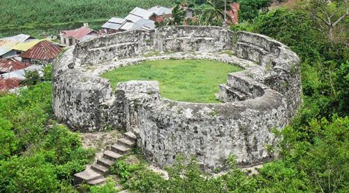 Otanaha Fort