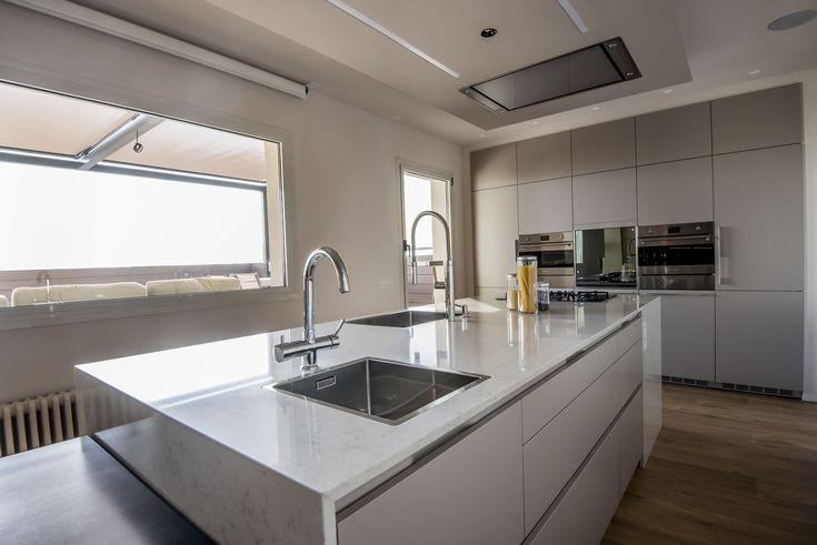 SANTOS kitchen Una cocina pensada para reunirse y disfrutar en - nobilia küchen katalog