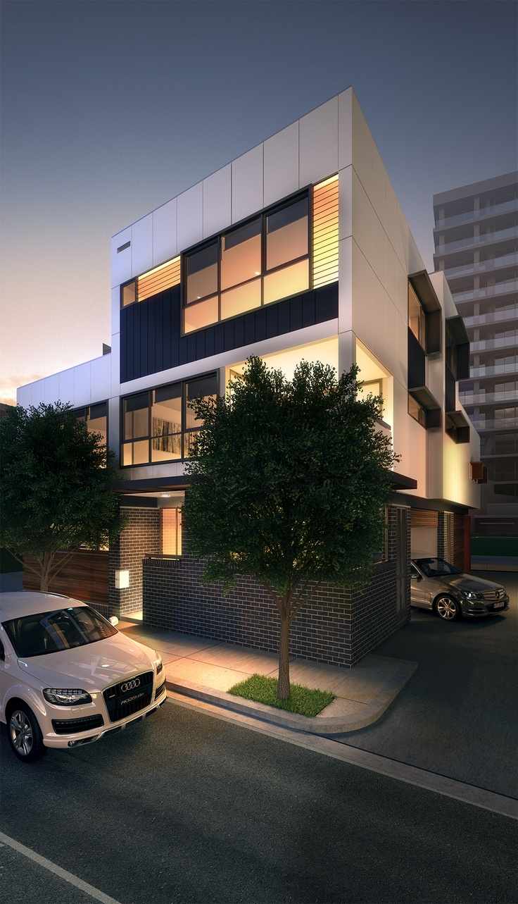 83 Geographe Street, Victoria Harbour.  Luxury 3 level, 3 bedroom freehold home.