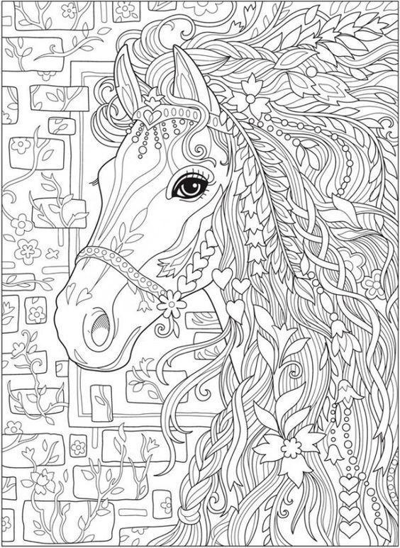 Ausmalbilder Wilde Pferde Ausmalbilder Pferde Zum Ausdrucken Malvorlagen Pferde Ausmalbilder Pferde