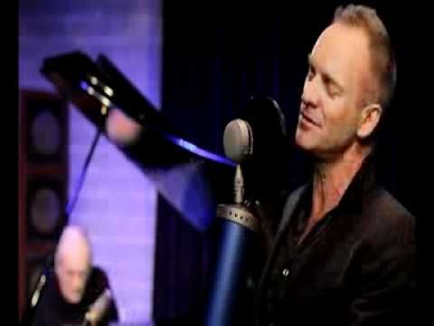 """Sting and Michel Legrand. """"What Are You Doing The Rest of Your Life?"""""""