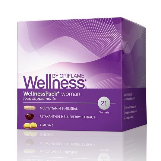 WellnessPack. Suplement diety dla kobiet