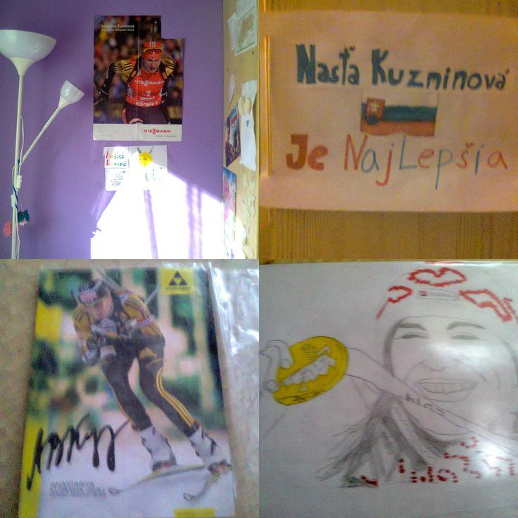 takto vyzerá moja izba