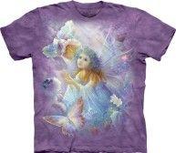 Flower Fairy The Mountain Tee Shirt Adult S-XXXL