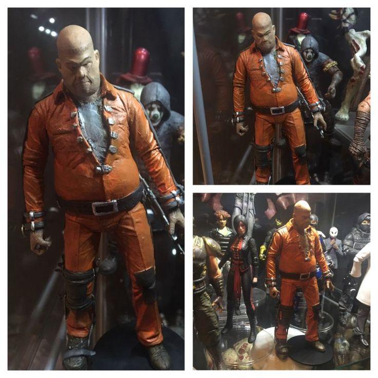 Calendar Man (Batman - Arkham City) Custom Action Figure