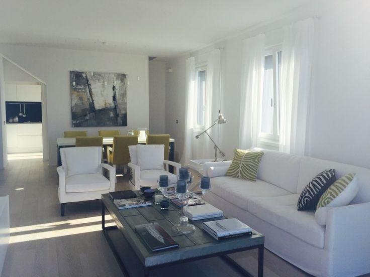 Nuova residenza regina a Bordighera - vedi le foto di cantiere in costruzione, fine lavori prevista a settembre 2014 di 12 appartamenti con terrazzo in splendido contesto immobiliare