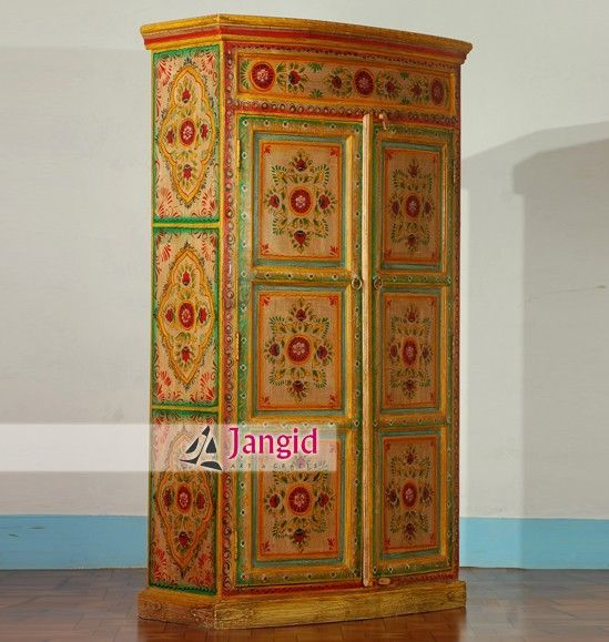 best Indian Painted Furniture  on Pinterest