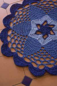 Creative Company | Fresh crochet – Starflower mat