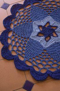 Creative Company | Fresh crochet – Starflower mat