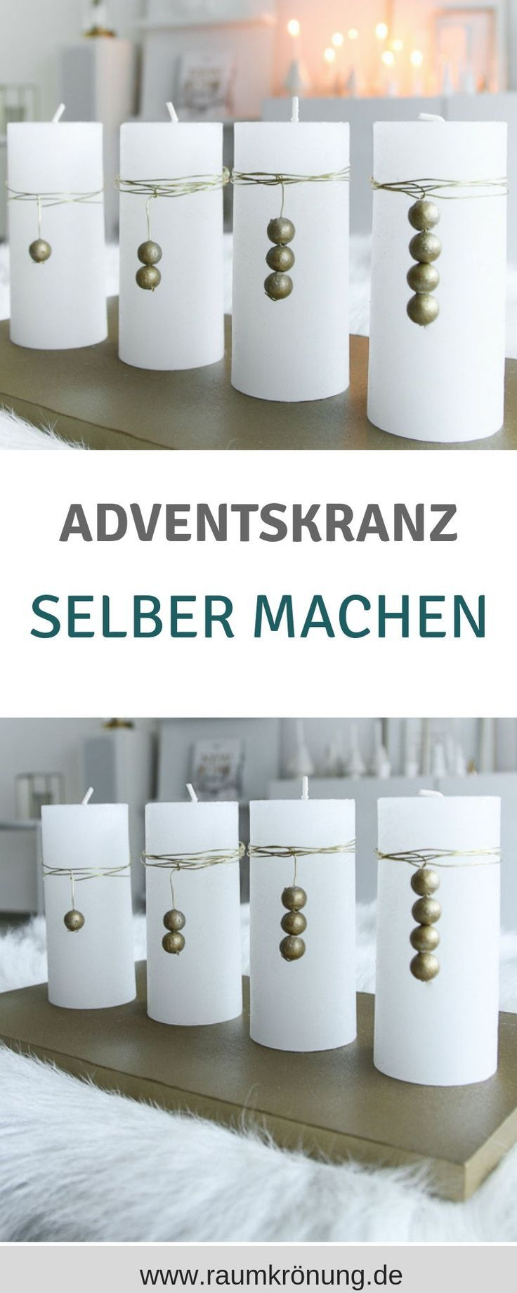Advent wreath, Advent wreath Alternatives, adventskranz make yourself, adventskran