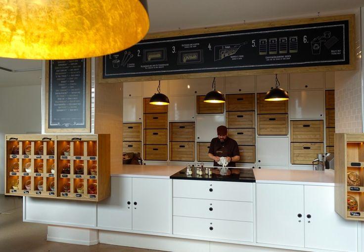 Selber Schoki Schokolade herstellen im Chocoversum im Kontorhausviertel in Hamburg. Kulinarische Genusstour durch Speicherstadt, Hafencity und Altstadt in der Hansestadt Hamburg.