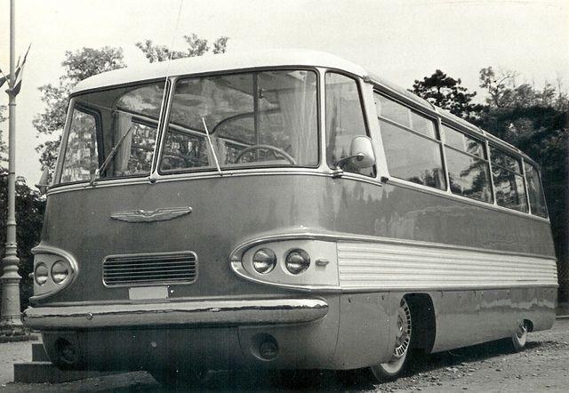 Ikarus Prototípus 1959