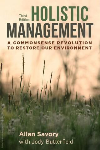 Holistic Management Third Edition Textbook