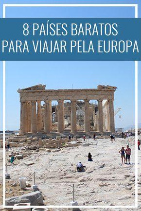 Mochilão na Europa gastando pouco, é possível? Veja 8 países baratos para viajar pela Europa e economizar!