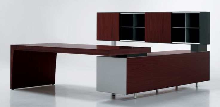 Lederpult CX by Frezza, design Roberto Danesi