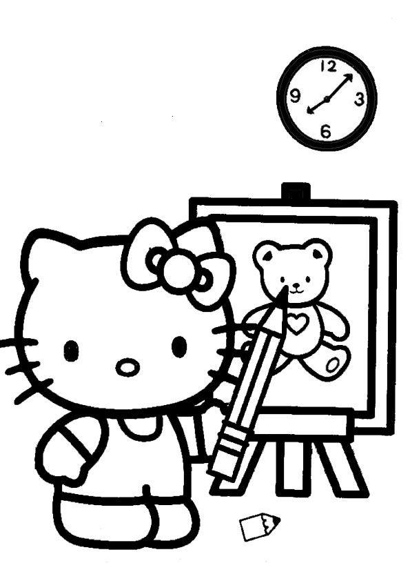 Großzügig Druckbare Kätzchen Malvorlagen Ideen - Ideen färben ...