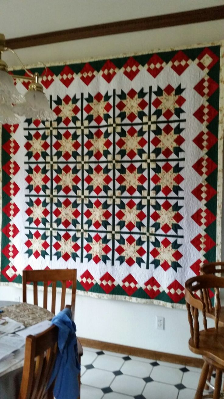 13 best Walk In The Park Mystery Quilt images on Pinterest | Walk ... : quilting mysteries series - Adamdwight.com