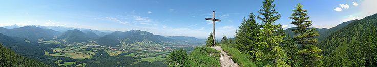 Grasleitenkopf (1434 m), Grasleitenstein (1268 m), Lenggries - 750 Hm, 4 Stunden, Lenggries