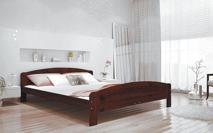 Łóżko KOLORADO 140x200 to fenomenalne łóżko do sypialni wysokiej jakości. Polskiej produkcji łóżko jest w pełni wykonane z drewna sosnowego.