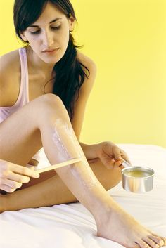 A Complete Guide to Waxing Your Legs at Home in the Least Painful Way Possible