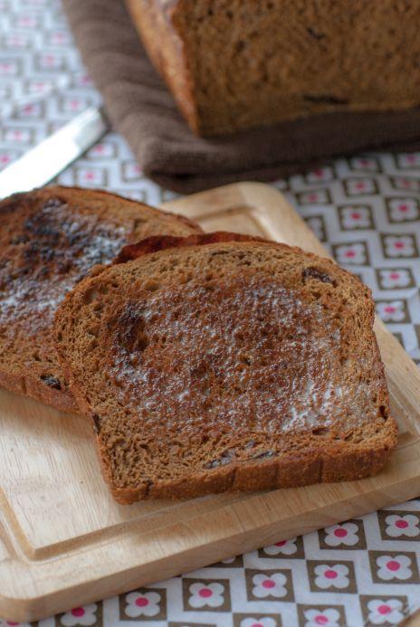 Newfoundland Lassy, Molasses Raisin Bread