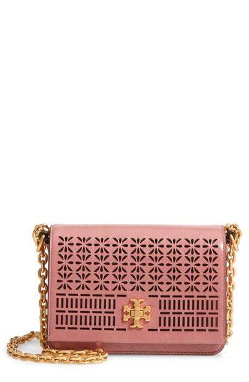 00441bc835b Tory Burch Mini Kira Perforated Leather Bag