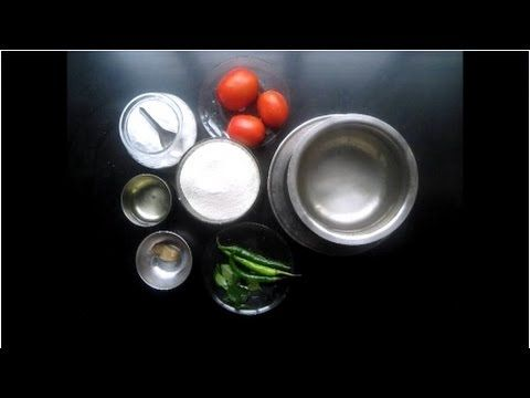 How To Cook Tomato Sanja, Or, Tomato Upama