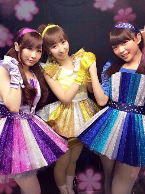 Aina, Riho, Suzuko ラブライブ!