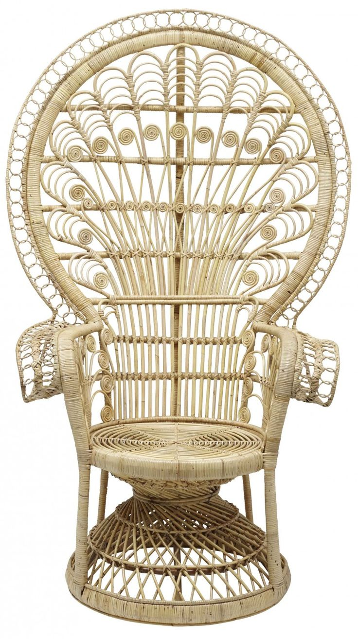 114 best ...Peacock & Cane Chairs... images on Pinterest ...