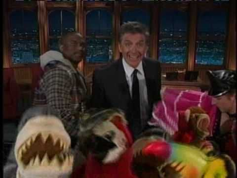 """This actually became one of my favorite songs because of Craig Ferguson. Whenever it plays on the radio now, I have to get up and Dance! haha Craig Ferguson dancing to """" Say Hey """" (I love you) by Michael Franti"""
