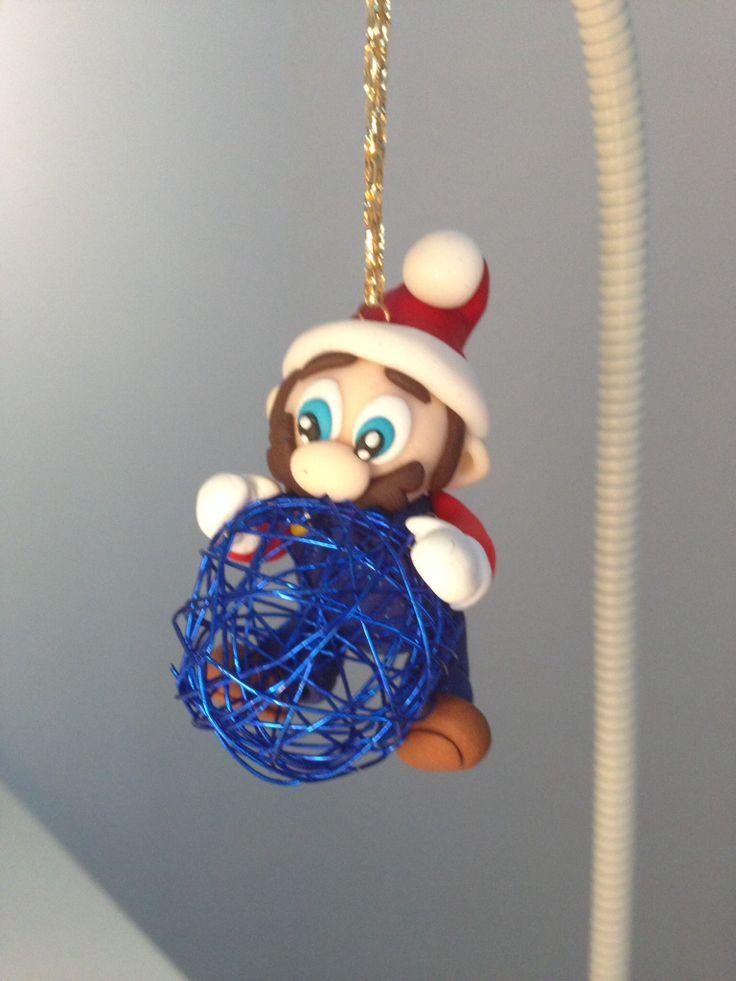 Super Mario...super babbo...